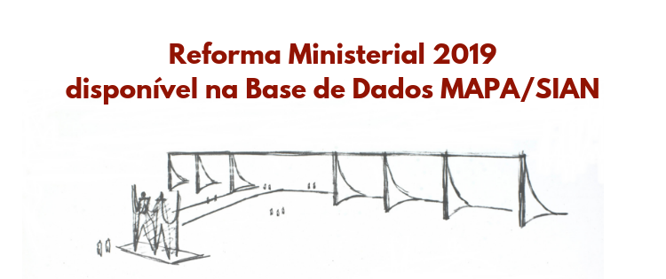 Reforma ministerial 2019